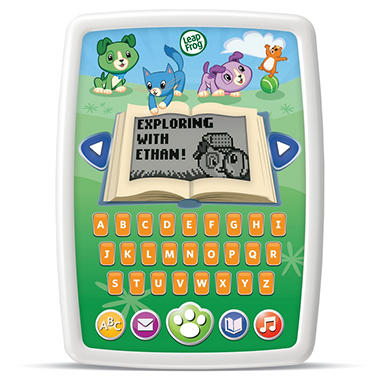 LeapFrog® My Own Story Time Pad