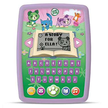 LeapFrog� My Own Story Time Pad
