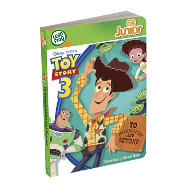 LeapFrog® Tag™ Junior Book: Toy Story 3: To Imagination and Beyond