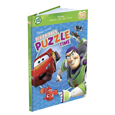 LeapFrog� Tag? Game Book: Pixar Pals