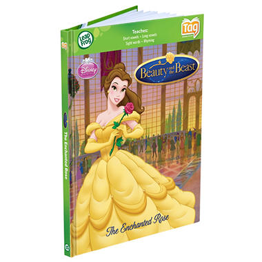 LeapFrog� Tag? Early Reader Book: Disney Beauty and the Beast: The Enchanted Rose