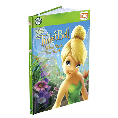 LeapFrog® Tag™ Book: Disney Fairies: Tinker Bell's True Talent