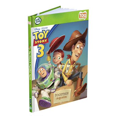 LeapFrog® Tag™ Book: Disney / Pixar Toy Story 3: Together Again