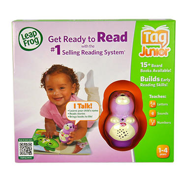 LeapFrog® Tag™ Junior Violet Hardware