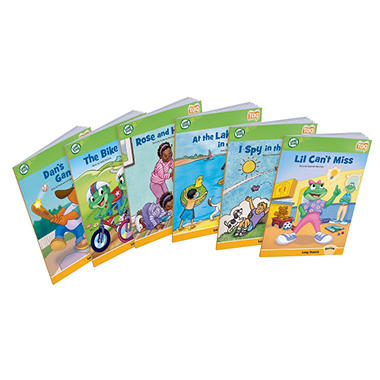 LeapFrog� Tag?: Long Vowels, Silent E and Y