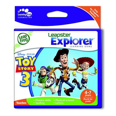 LeapFrog® Leapster Explorer: Disney Pixar Toy Story