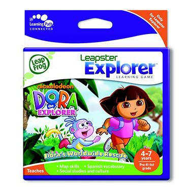 LeapFrog® Leapster Explorer: Dora the Explorer