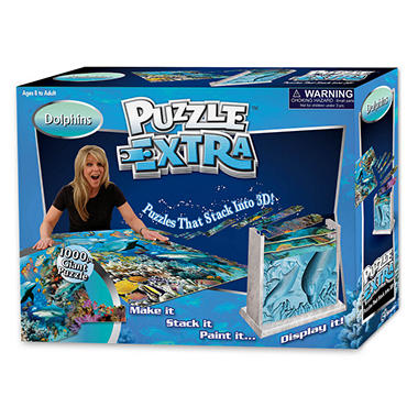 Puzzle Extra - Dolphins