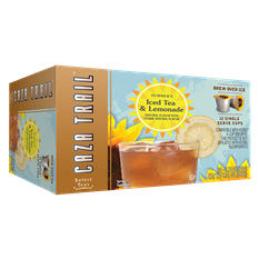 Caza Trail Summer's Iced Tea & Lemonade, Single Serve (72 ct.)