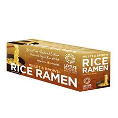 Lotus Foods Organic Millet and Brown Rice Ramen (10 pk. )