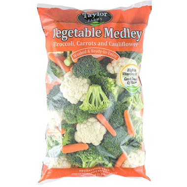 Taylor Farms� Vegetable Medley ? 3 lb.
