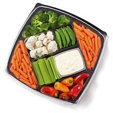 Gourmet Vegetable Tray - 4 lbs.