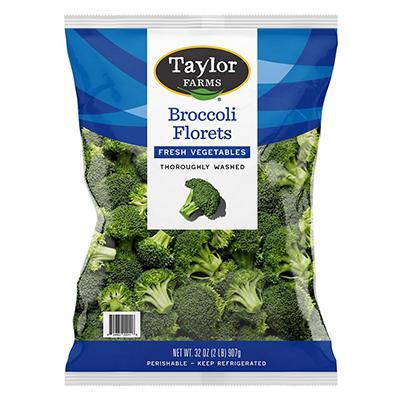 Broccoli Florets - 2 lbs.