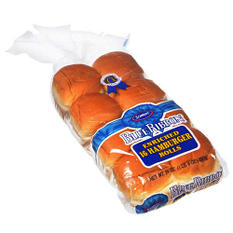 Blue Ribbon Hamburger Rolls (24 oz., 16 ct.)