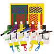 27 pc Paint  Set w/ Large Storage Crate
