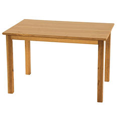 "ECR4Kids 24"" x 36""  Rectangular Hardwood Table, Select Type"