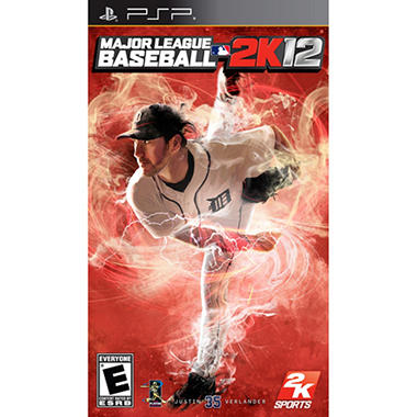Major League Baseball 2K12 - PSP