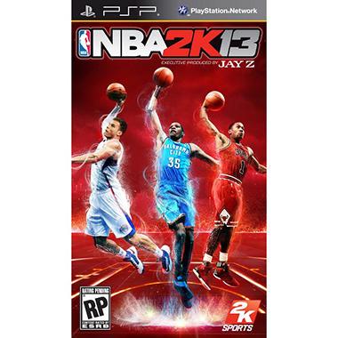 NBA 2K13 – PSP