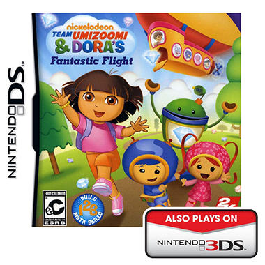 Nickelodeon Dance Dora and Team Fantastic Flght – NDS