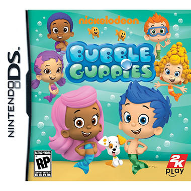 Nickelodeon Bubble Guppies – DS