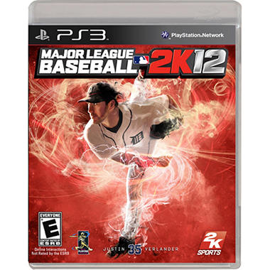 Major League Baseball 2K12 - PS3