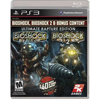 BioShock Ultimate Rapture Edition - PS3