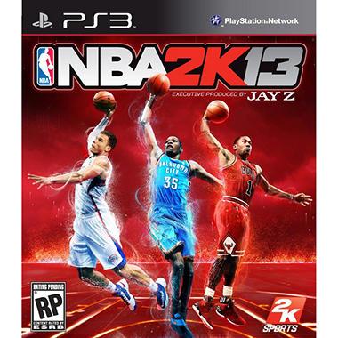 NBA 2K13 – PS3