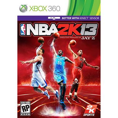 NBA 2K13 – Xbox 360