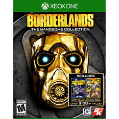 Borderlands Handsome Collection - Xbox One