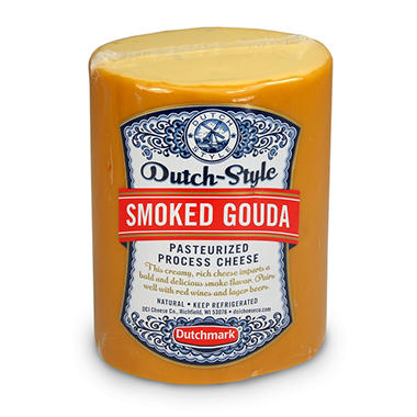 Dutchmark Domestic Smoked Gouda - 2 lbs.