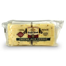 Castle Wood Pepper Jack Slices - 2 lbs.
