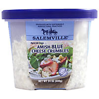 Salemville Blue Cheese Crumbles (1.5 lb.)