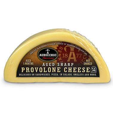 Auricchio Americano Provolone Cheese - 1.5 lbs.