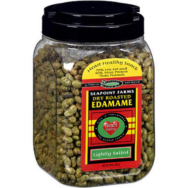 Seapoint Farms Dry Roasted Edamame - 29oz