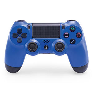 DualShock®4 Wireless PS4 Controller - Wave Blue