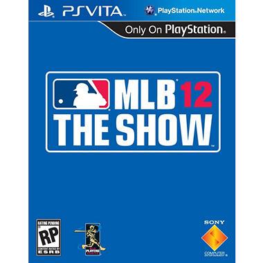 MLB 12 The Show - PS Vita