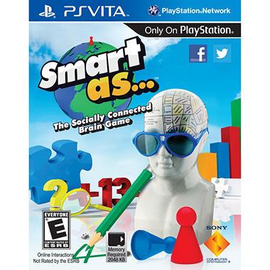 Smart As - PS Vita