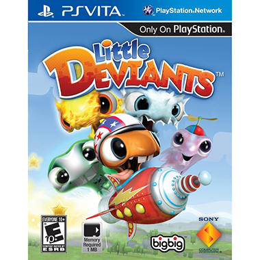 Little Deviants - PS Vita