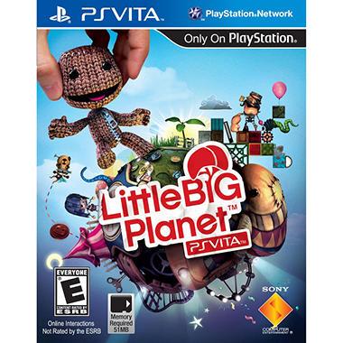 Little Big Planet - PS Vita