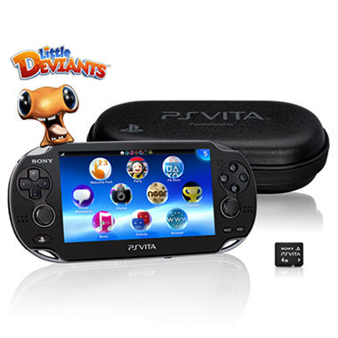 PS Vita 3G First Edition Bundle