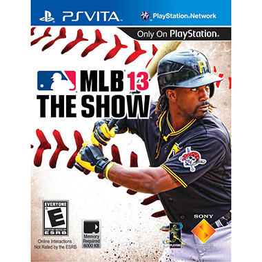 MLB 13: The Show - PS Vita