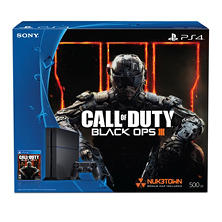 PlayStation 4 500GB Console Bundle with Call of Duty: Black Ops III