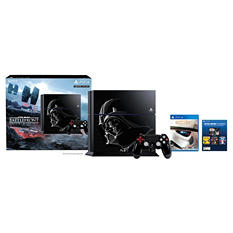 PS4 500GB Limited Edition Star Wars Console Bundle