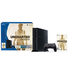 PlayStation 4 500GB Uncharted: The Nathan Drake Collection Console Bundle