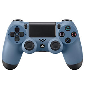DualShock®4 Wireless Controller – Gray Blue