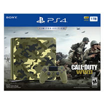 Click here for Playstation 4 Limited Edition 1TB Console with Cal... prices