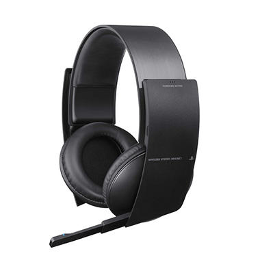 Sony Wireless Stereo Headset for the PS3