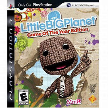 "LittleBIGPlanet"" Game of the Year Edition- PS3"