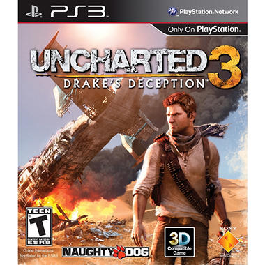 Uncharted 3: Drake?s Deception - PS3