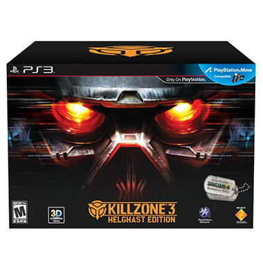 Killzone 3 Helghast Edition - PS3